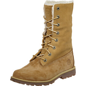 "Timberland Waterproof Shearling Botas 6"" Niños, wheat"
